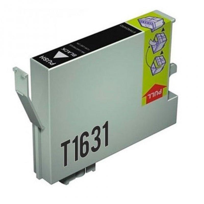 Inkpro Epson T1631XL Cartucho de Tinta Compatible Negro