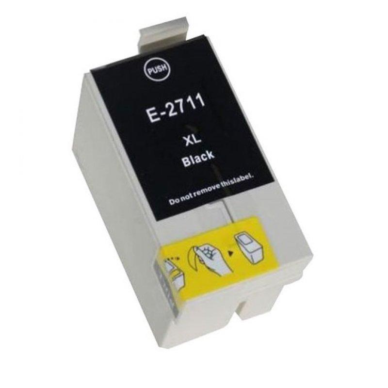 Inkpro Epson T2711 Cartucho de Tinta Compatible Negro