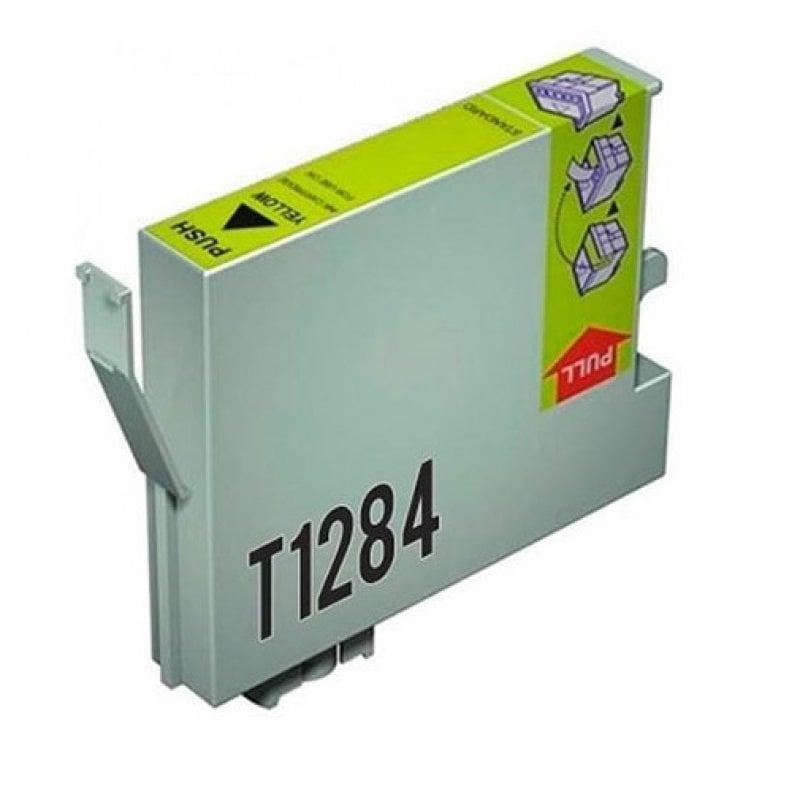 Inkpro Epson T1284 Cartucho de Tinta Compatible Amarillo