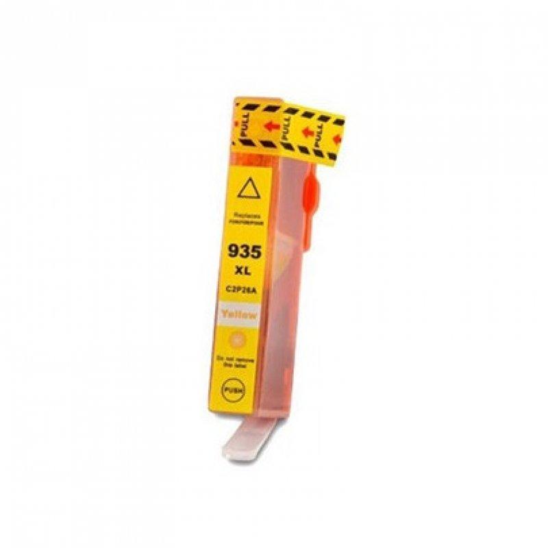 Inkpro HP N935XL Cartucho de Tinta Compatible Amarillo