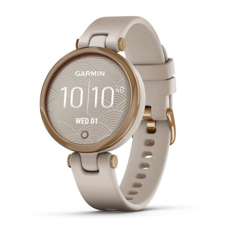 Garmin Lily Sport Reloj Smartwatch Oro Rosa con Correa Color...