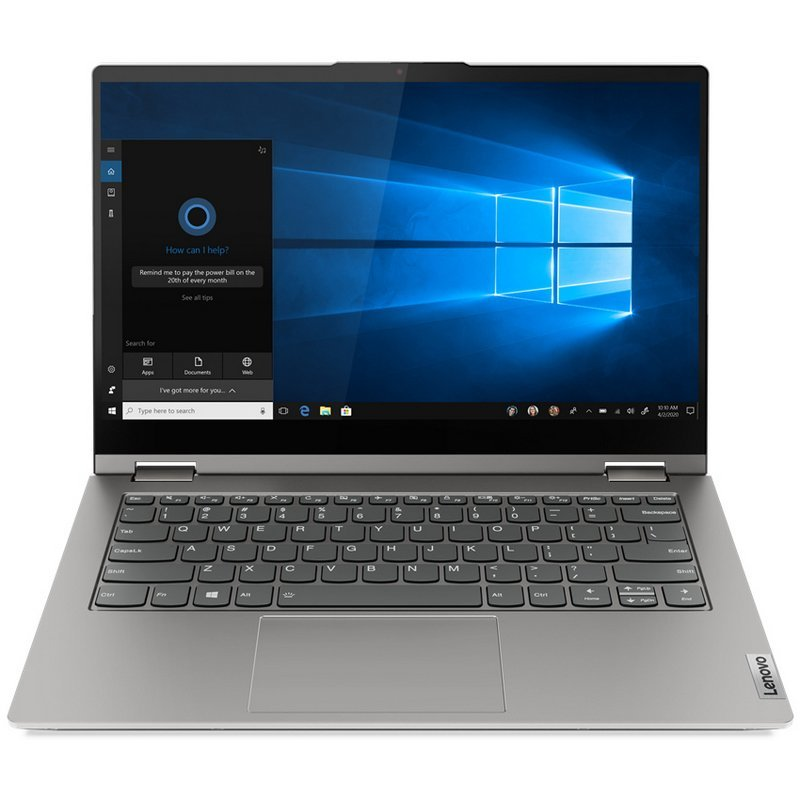 "Portátil Lenovo ThinkBook 14s Yoga Intel Core i7-1165G7/16GB/512GB SSD/14"" Táctil"