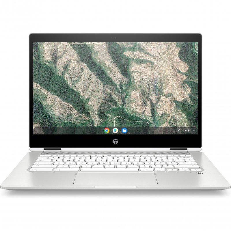 "Portátil HP ChromeBook x360 14b-ca0001ns Intel Celeron N4020/4GB/64GB eMMC/14"" Táctil"