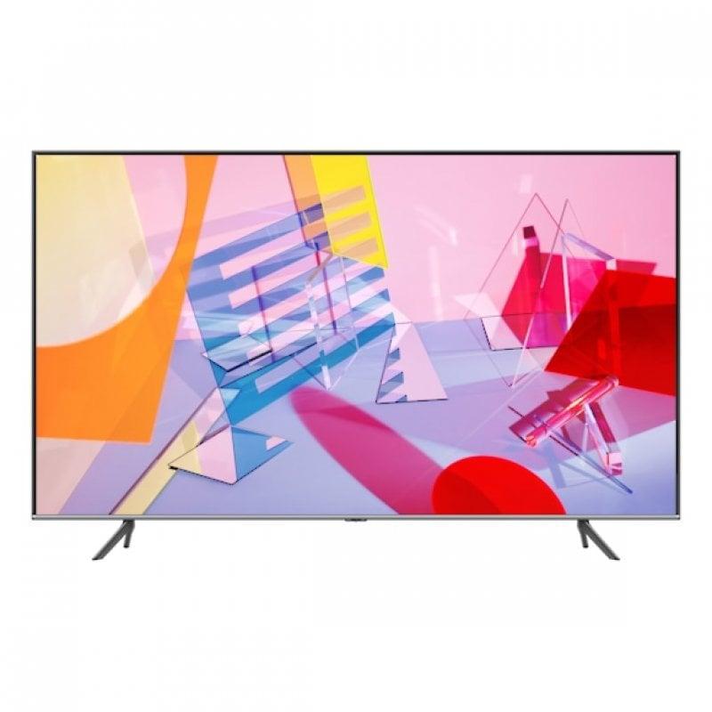 "Televisor Samsung QE50Q67T 50"" QLED UltraHD 4K"