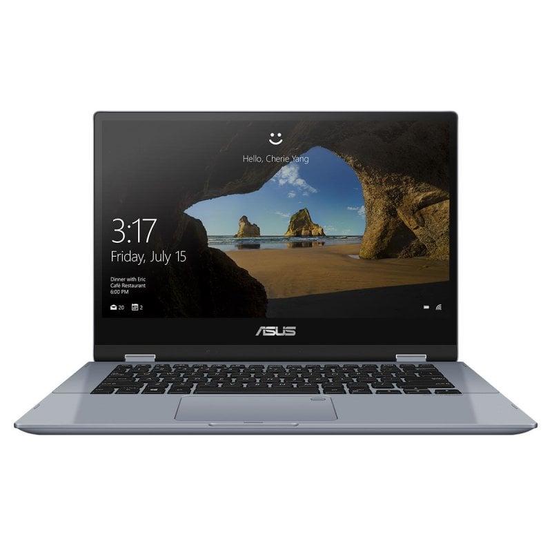 """Asus VivoBook Flip TP412FA-EC649T Intel Core i3-10110U/8GB/256GB SSD/14"""" Táctil"""