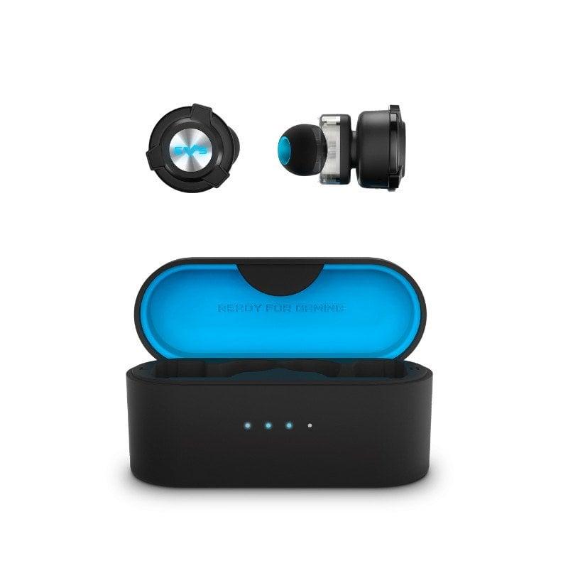 Energy Sistem Gaming Headset ESG 6 True Wireless Auriculares Bluetooth Negros