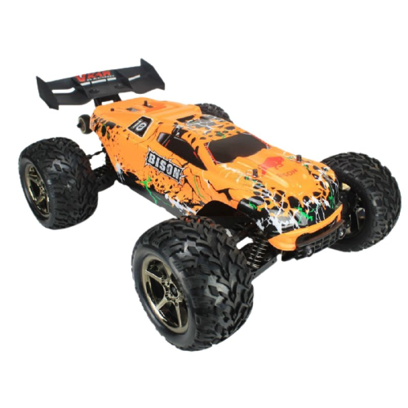 VKAR Racing Bison Coche Eléctrico Monster Truck 2020 4WD 1/8 2850KV
