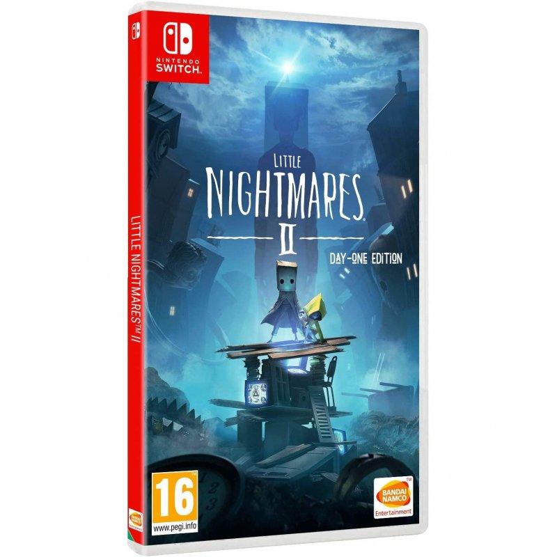 Little Nightmares II Day One Edition Nintendo Switch