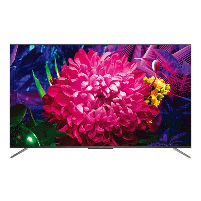 "Televisor TCL 50C715 50"" QLED UltraHD 4K HDR10+"