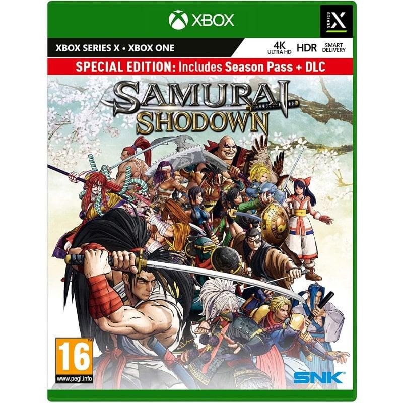 Samurai Shodown Special Edition Xbox One / Series
