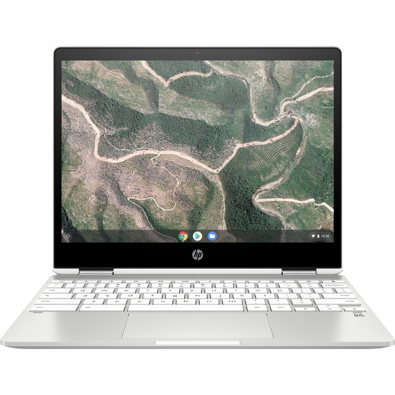 "Portátil HP Chromebook x360 12b-ca0001ns Intel Celeron N4020/4GB/64GB eMMC/12"" Táctil"