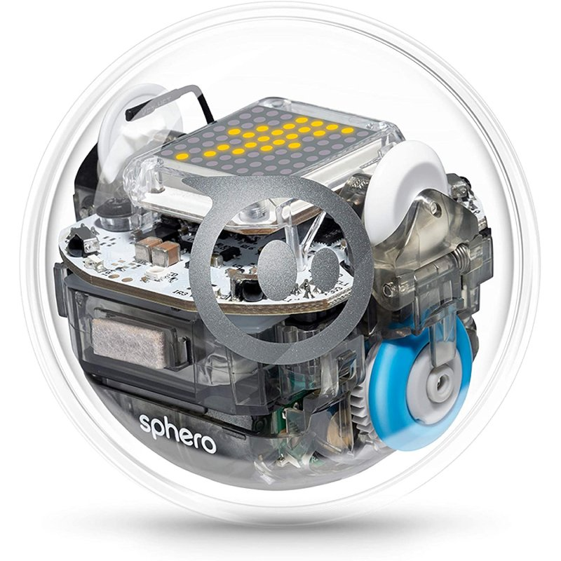 Sphero Bolt Esfera Robótica Educativa Transparente
