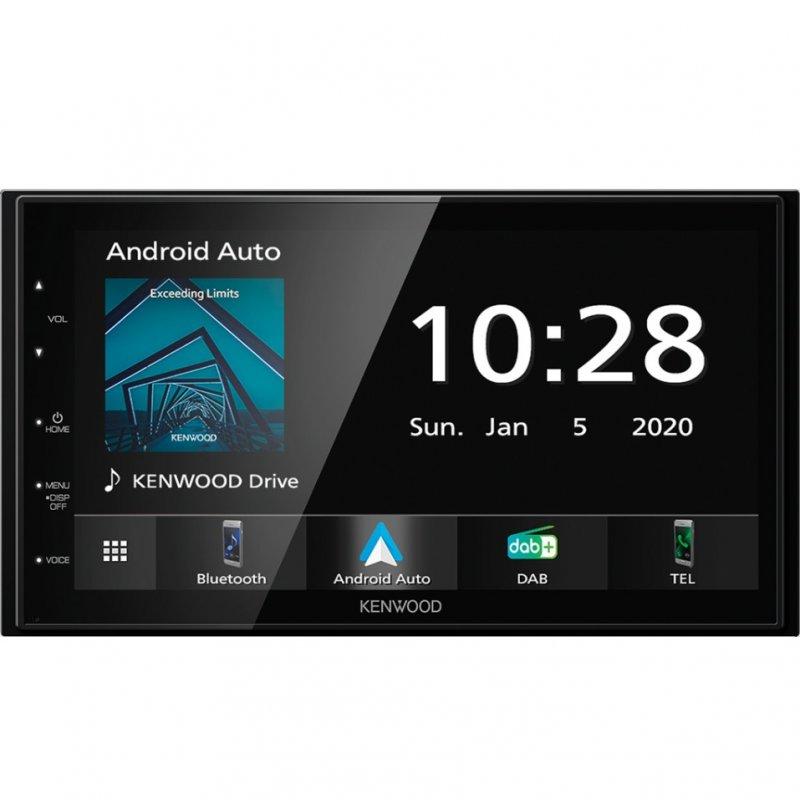 kenwood dmx5020dabs autoradio bluetoothusbdabandroidapple carplay