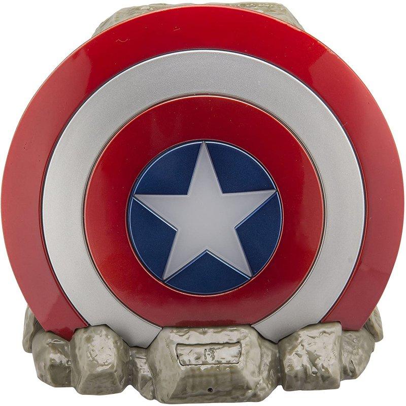 eKids Capitán América Altavoz Bluetooth
