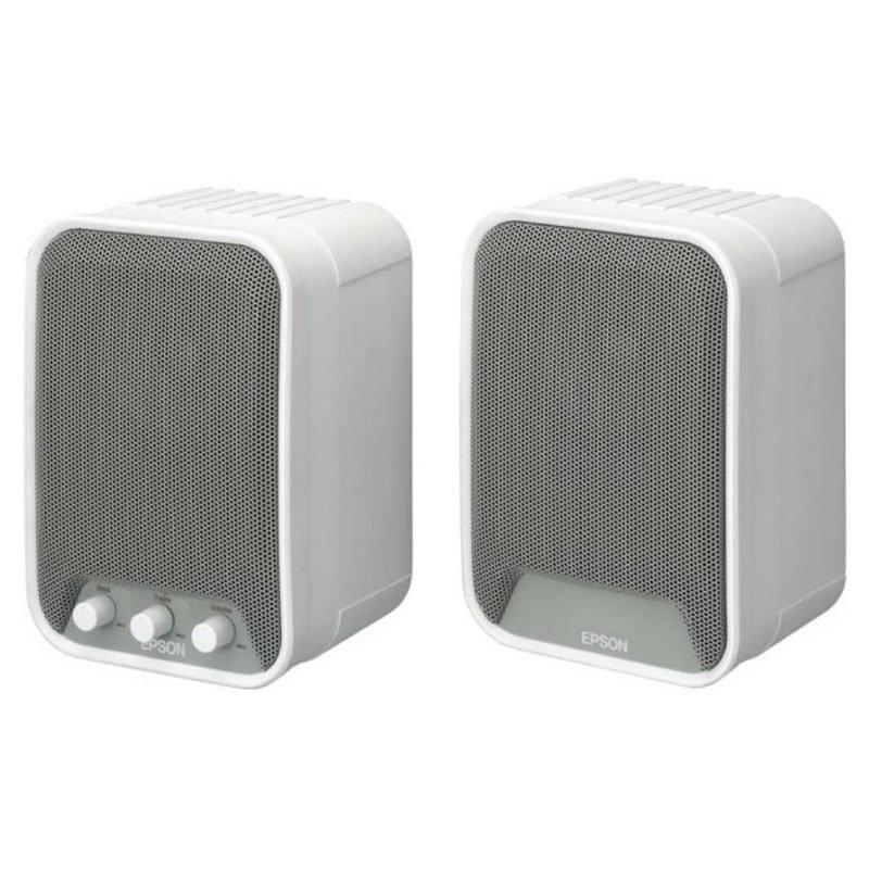 Epson ELPSP02 Altavoces 2.0 30W Blancos