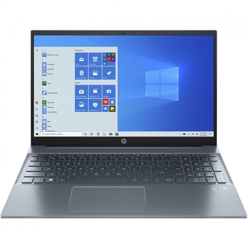 "Portátil HP Pavilion 15-EG0001NS Intel Core i7-1165G7/8GB/512GB SSD/MX450/15.6"""