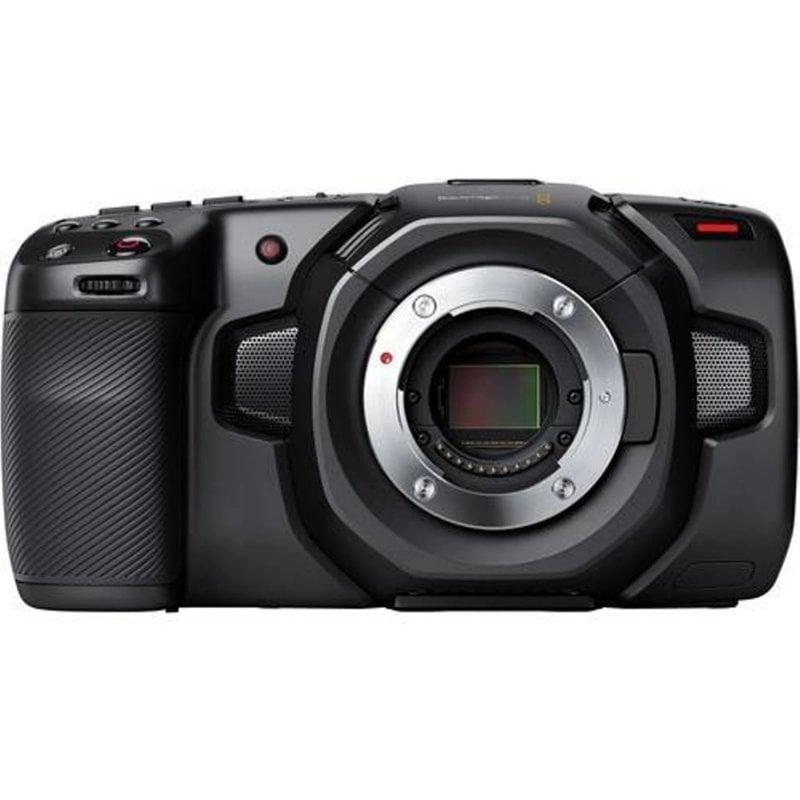 Blackmagic Pocket Cinema Camera 4K 8.8MP Cuerpo
