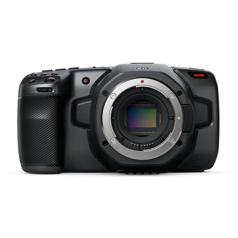 Blackmagic Pocket Cinema Camera 6K 21.2MP Cuerpo