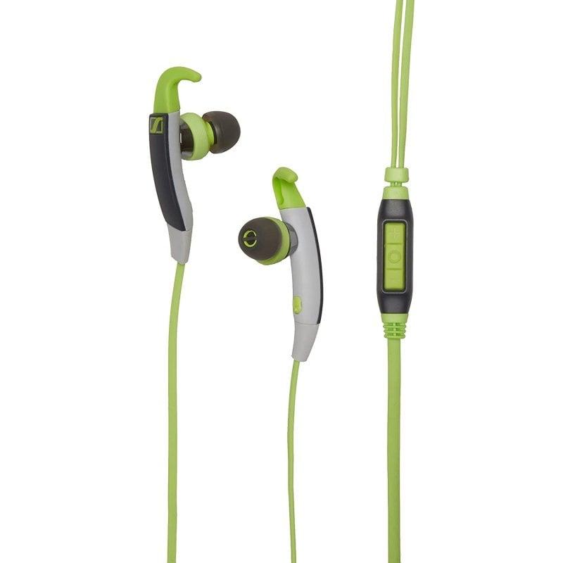 Sennheiser CX 686G Sport Auriculares Deportivos Negro/Verde