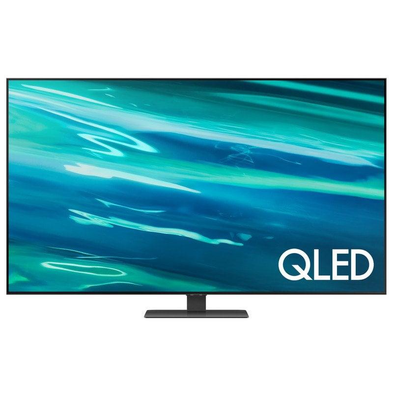 """Televisor Samsung QE55Q80AATXXC 55"""" QLED UltraHD 4K"""