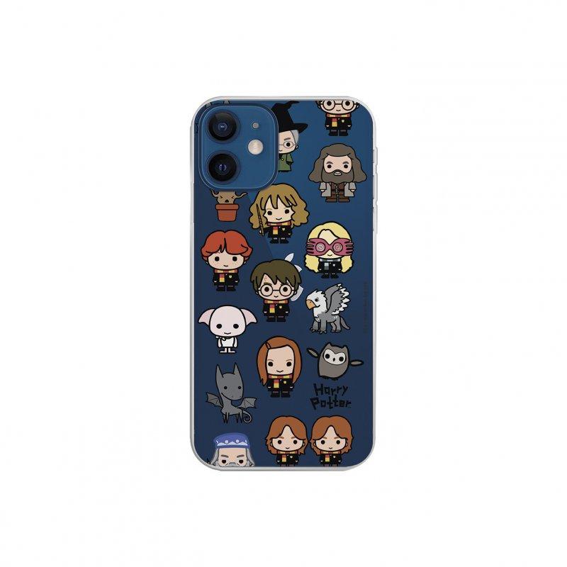 Funda Oficial de Harry Potter Personajes Iconos para iPhone 12