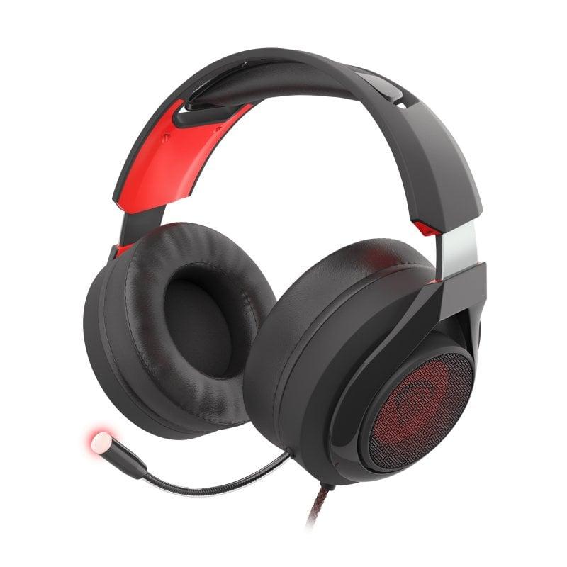 Genesis Radon 610 Auriculares Gaming 7.1 Negro/Rojo