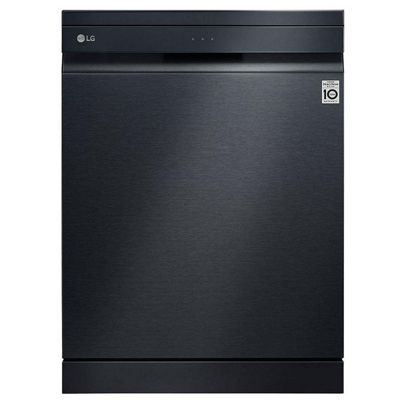 LG DF425HMS Lavavajillas Capacidad 14 Cubiertos D Acero Negro