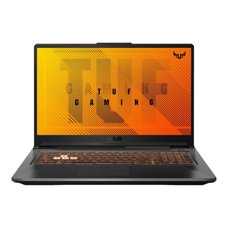 "Portátil Asus TUF Gaming F17 FX706LI-H7117 Intel Core i7-10870H/16GB/1TB SSD/GTX 1650 Ti/17.3"""