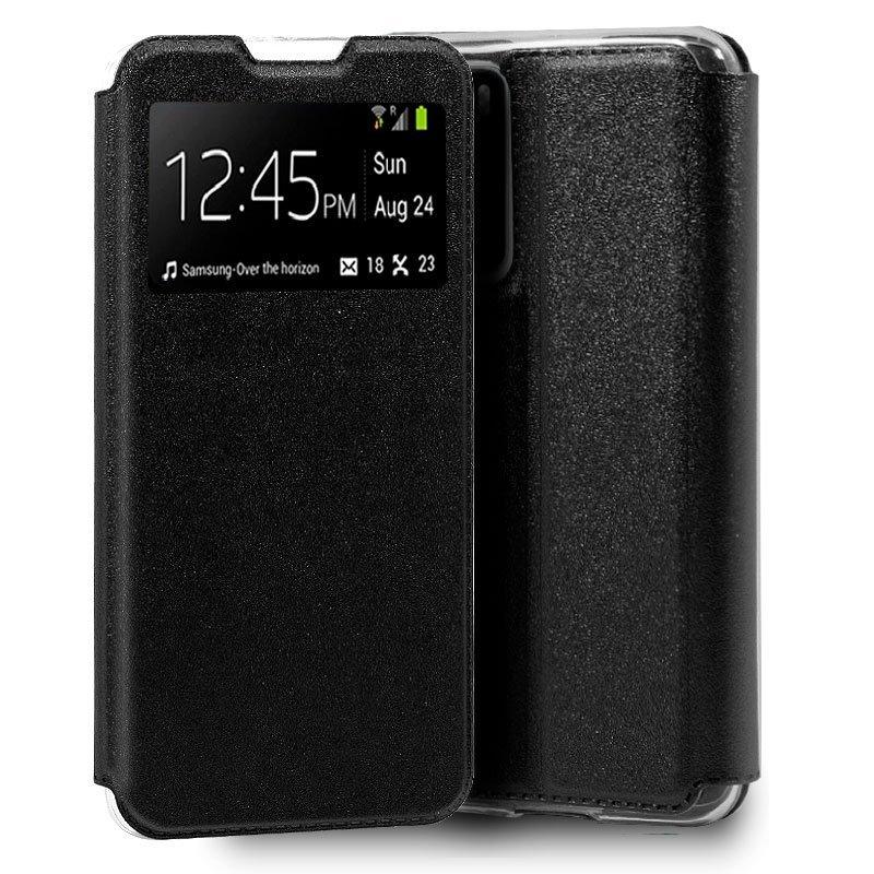 Cool Funda Flip Cover Negro Para Huawei P40 PRO