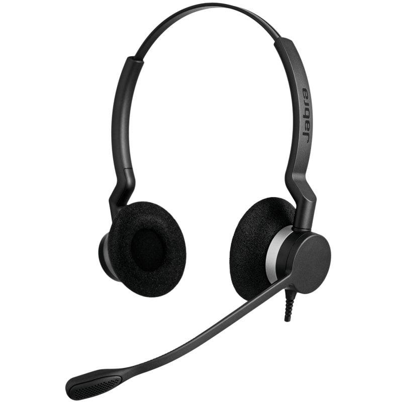 Jabra BIZ 2300 Auriculares Con Micrófono USB Negro