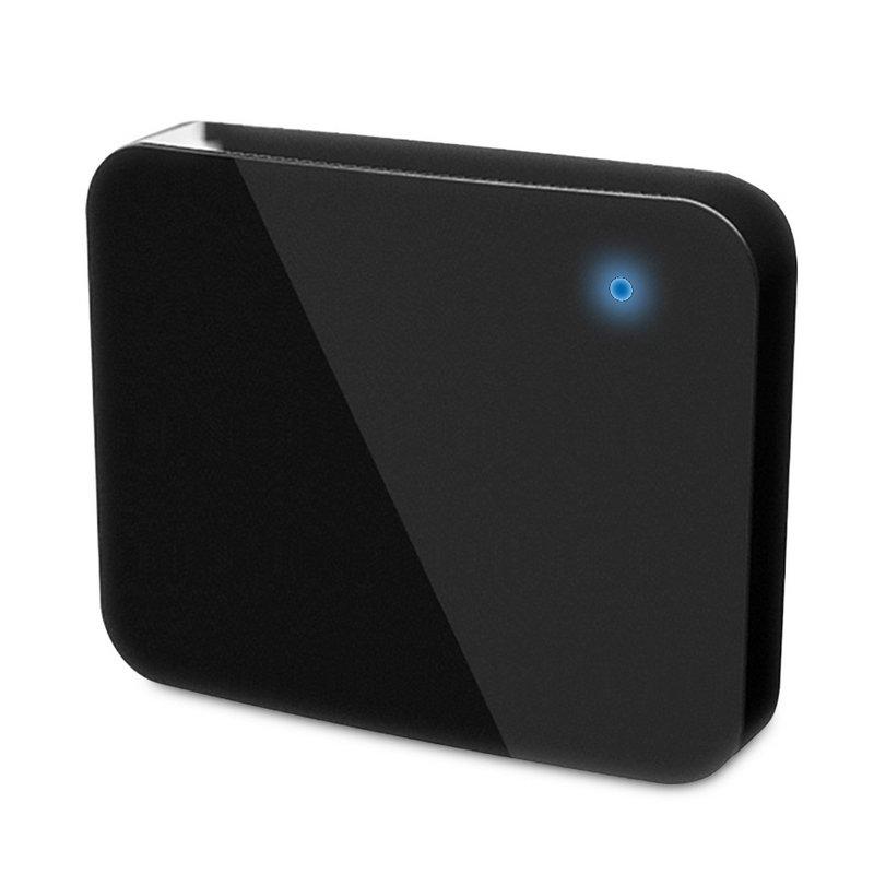 Unotec Airdock II Receptor Audio Bluetooth Negro