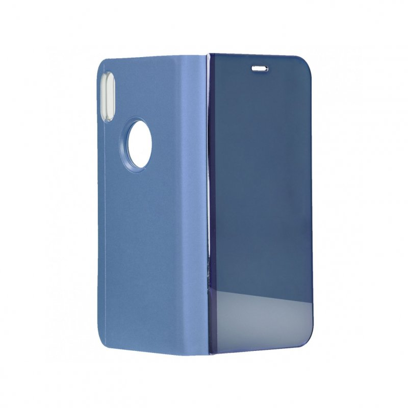 Funda Libro Espejo Azul para iPhone XR