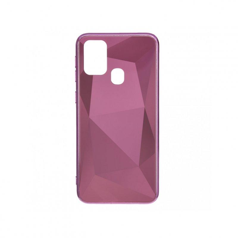 Funda Diamond Oro Rosa para Samsung Galaxy A21s