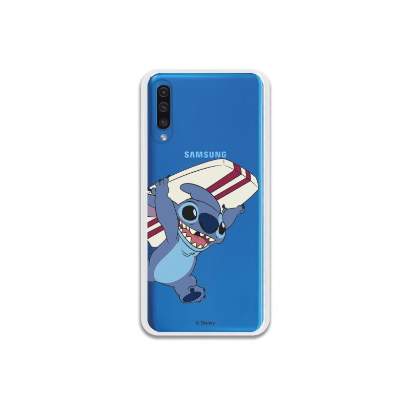 Funda Oficial Lilo Y Stitch Surf Para Samsung Galaxy A50