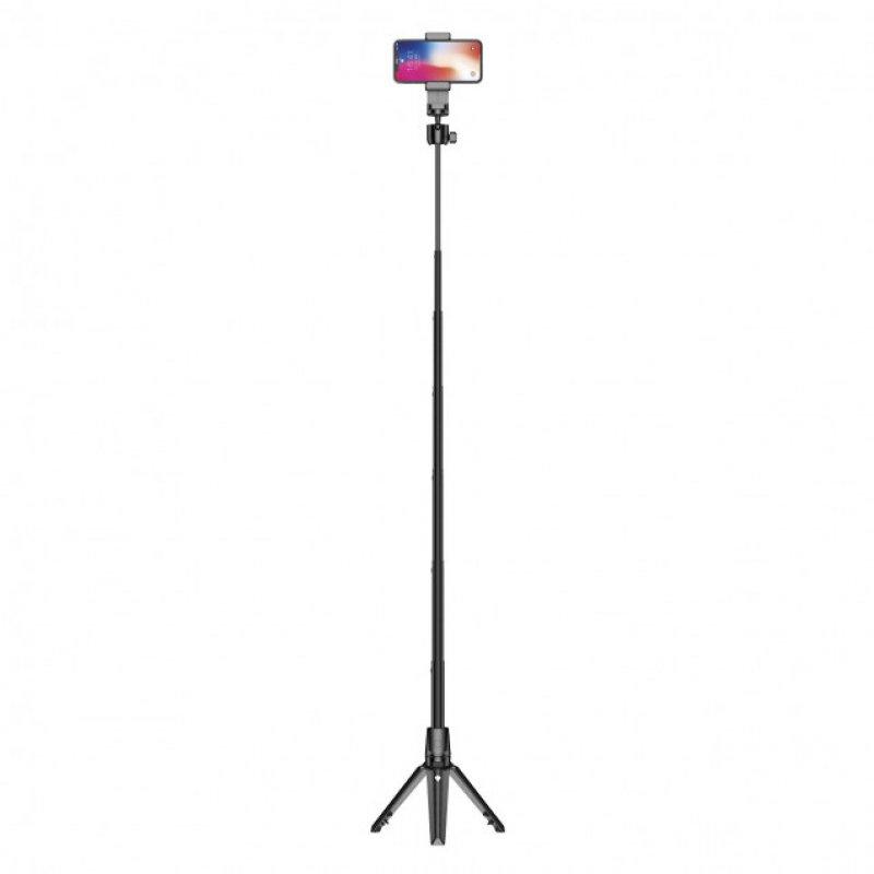 Contact Trípode Selfie Action Cam Para Smartphone Con Control Remoto