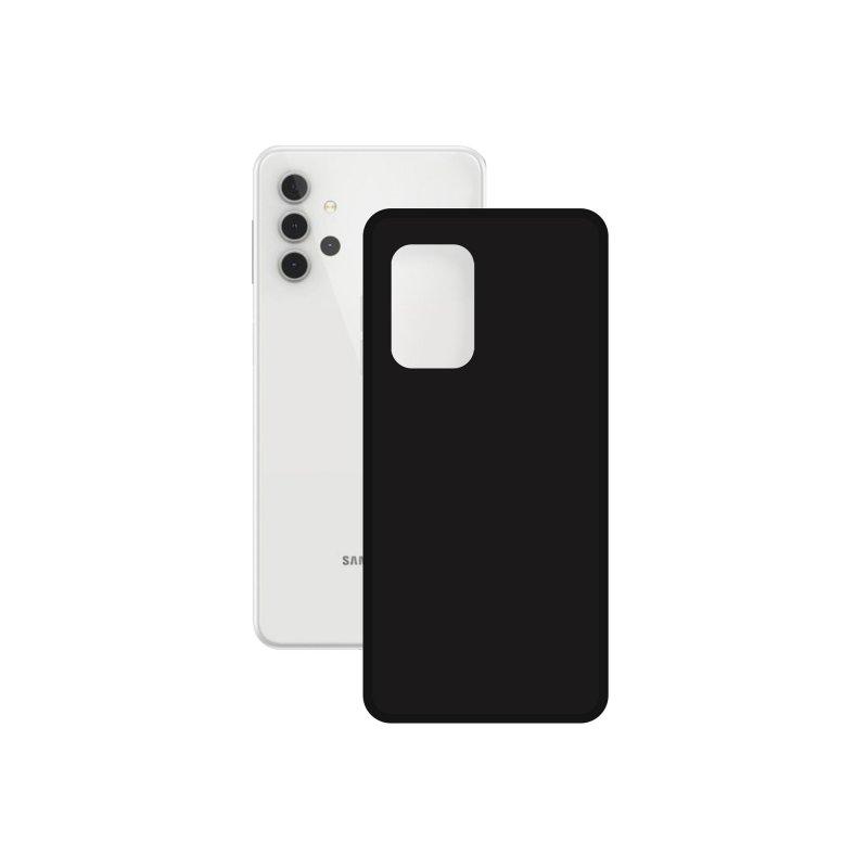 Mobile Tech Funda Silk Negra para Samsung Galaxy A32 5G