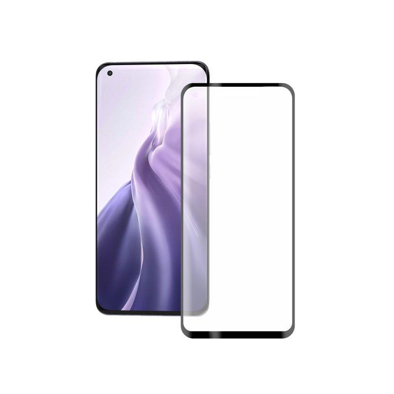 Mobile Tech Cristal Templado Extreme 3D 9H Borde Negro para Xiaomi MI 11