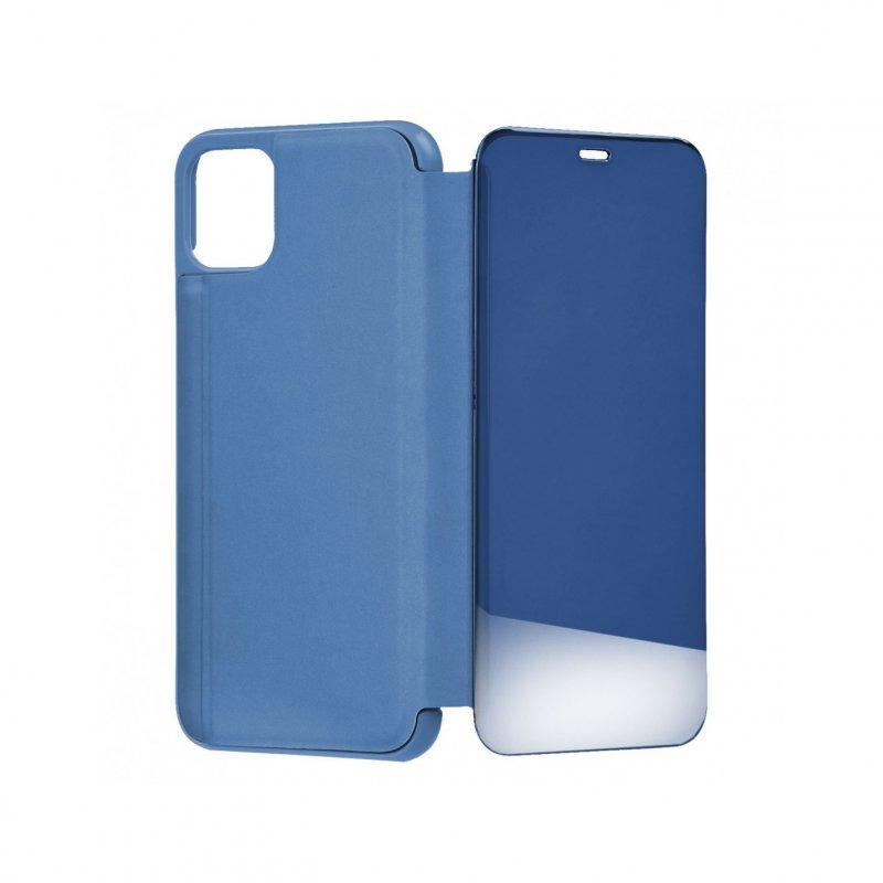 Funda Libro Espejo Azul para iPhone 11 Pro Max