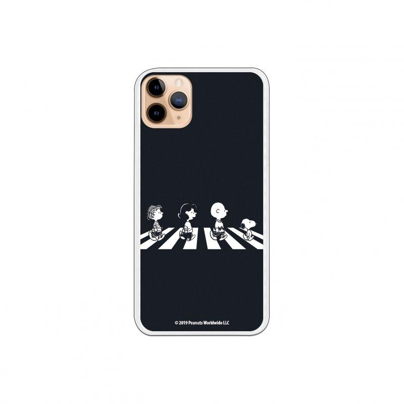 Funda Oficial De Peanuts Personajes Beatles Snoopy Para IPhone 11 Pro Max