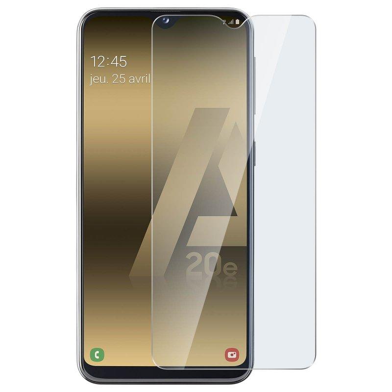 Avizar Protector Cristal Templado Transparente para Samsung Galaxy A20e