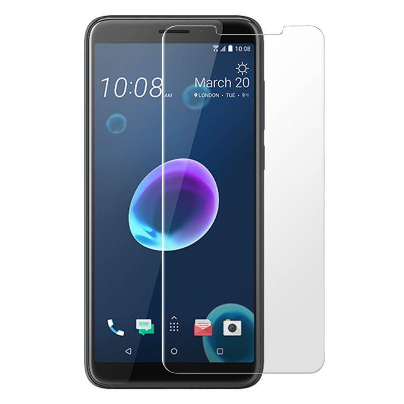 Avizar Protector Cristal Templado Transparente para HTC Desire 12