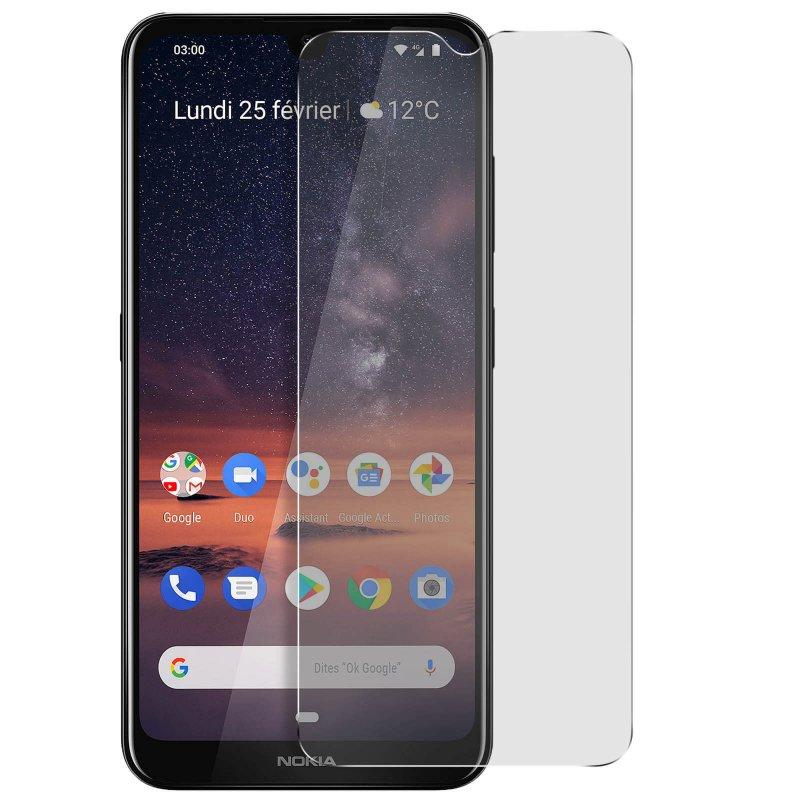 Avizar Protector Cristal Templado Transparente para Nokia 3.2