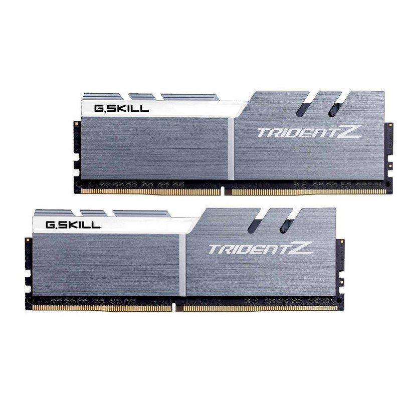 G.Skill Trident Z DDR4 3600 PC4-28800 32GB 2x16GB CL17 Blanca/Gris