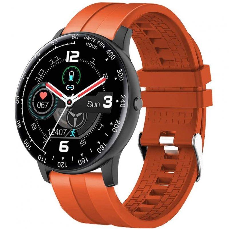 InnJoo Inspire Smartwatch Negro/Naranja