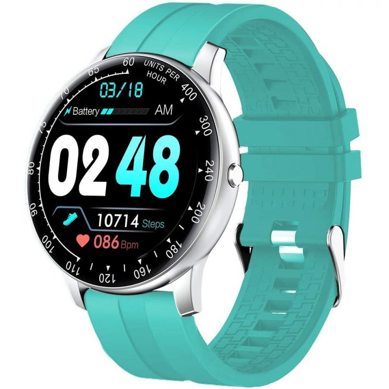 InnJoo Inspire Smartwatch Plata/Azul