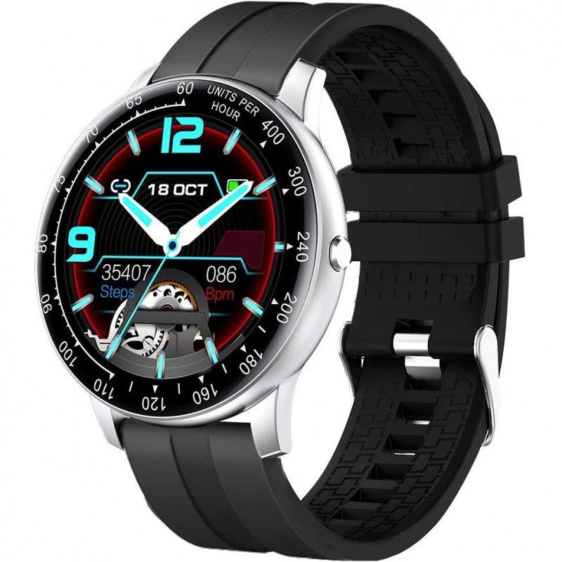 InnJoo Inspire Smartwatch Plata/Negro