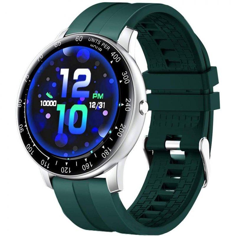 InnJoo Inspire Smartwatch Plata/Verde