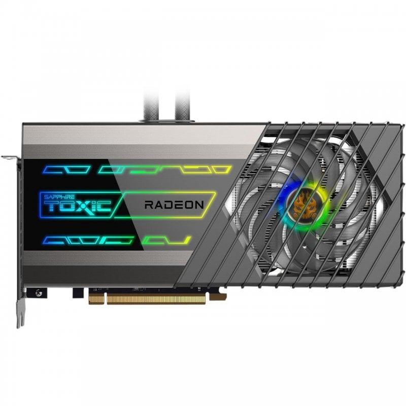 Sapphire Toxic AMD Radeon RX 6900 XT Limited Edition 16GB GDDR6