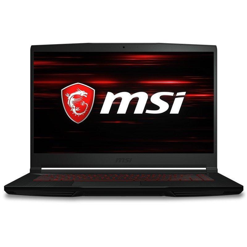 "Portátil MSI GF63 Thin 10SCSR-1051XES Intel Core i7-10750H/16GB/512GB SSD/ GTX 1650 Ti/15.6"""