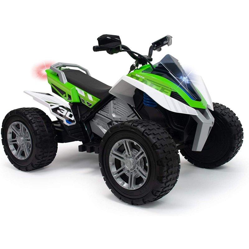 Injusa Rage Quad Eléctrico 24V Verde